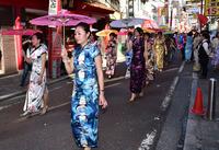 横浜中華街国慶節#2