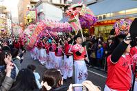 横浜中華街 祝舞遊行#13