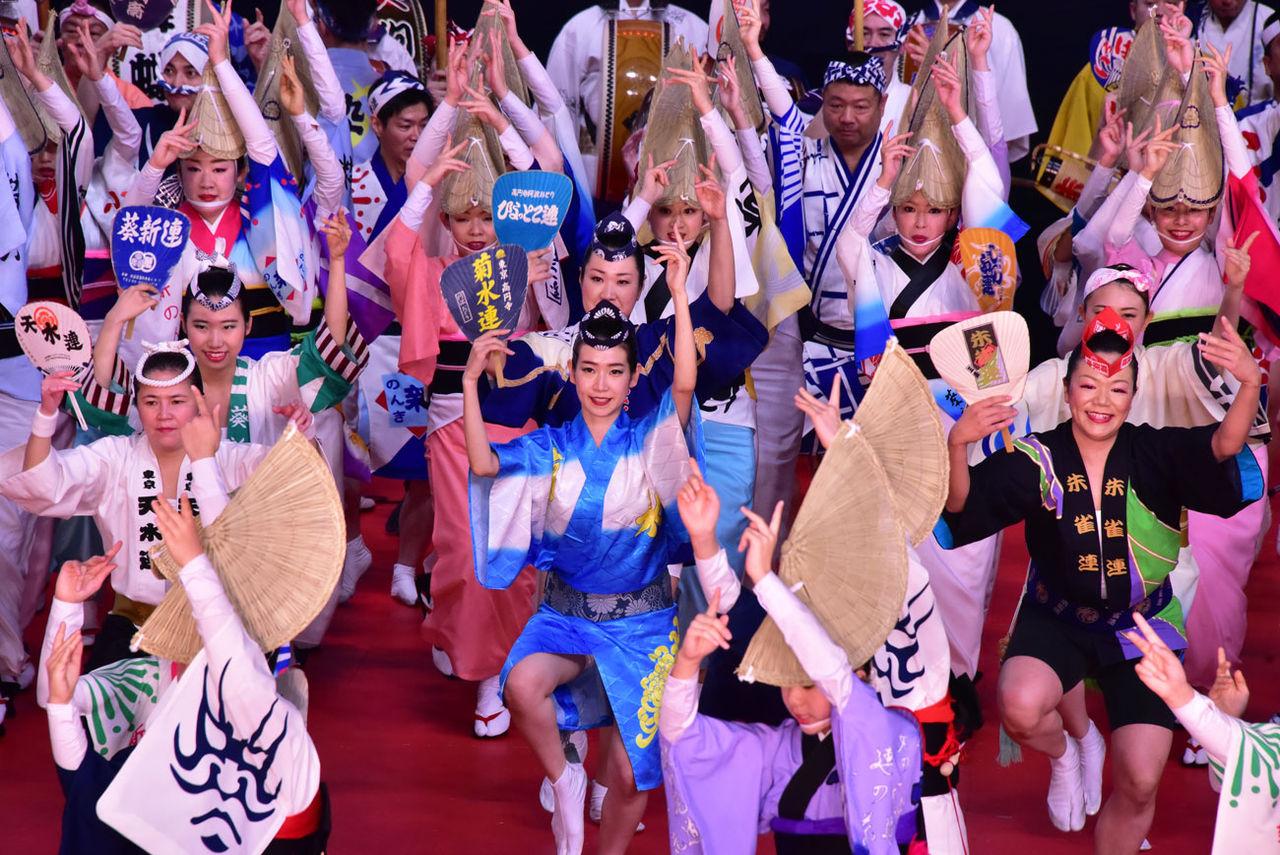 2019 阿波 踊り