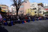 横浜中華街:春節娯楽表演#1
