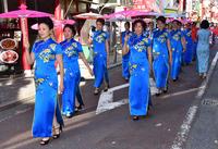 横浜中華街国慶節#3