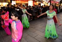 横浜中華街 祝舞遊行#7