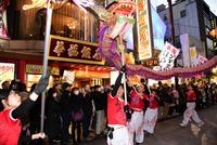横浜中華街 祝舞遊行#12