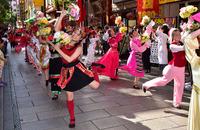 横浜中華街国慶節#1