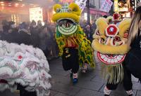 横浜中華街 祝舞遊行#6