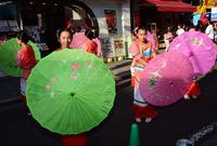 横浜中華街双十節パレード#8
