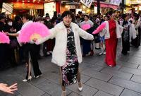横浜中華街 祝舞遊行#15