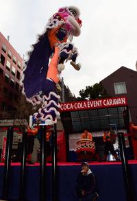 横浜中華街 春節娯楽表演#11