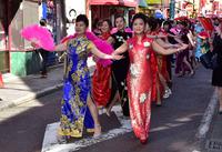 横浜中華街国慶節#10