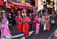 横浜中華街:双十節#7