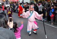 横浜中華街 祝舞遊行#5