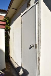 物置小屋の修理#1