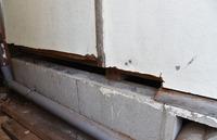 物置小屋の修理#2