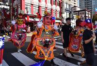 横浜中華街:双十節#4