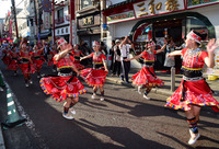 横浜中華街双十節パレード#4