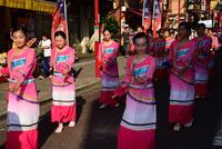 横浜中華街双十節パレード#6