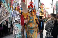横浜中華街 祝舞遊行#1