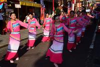 横浜中華街双十節パレード#7