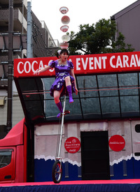 横浜中華街:春節娯楽表演#11