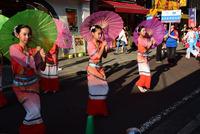 横浜中華街双十節パレード#9