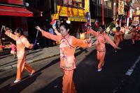 横浜中華街双十節パレード#5