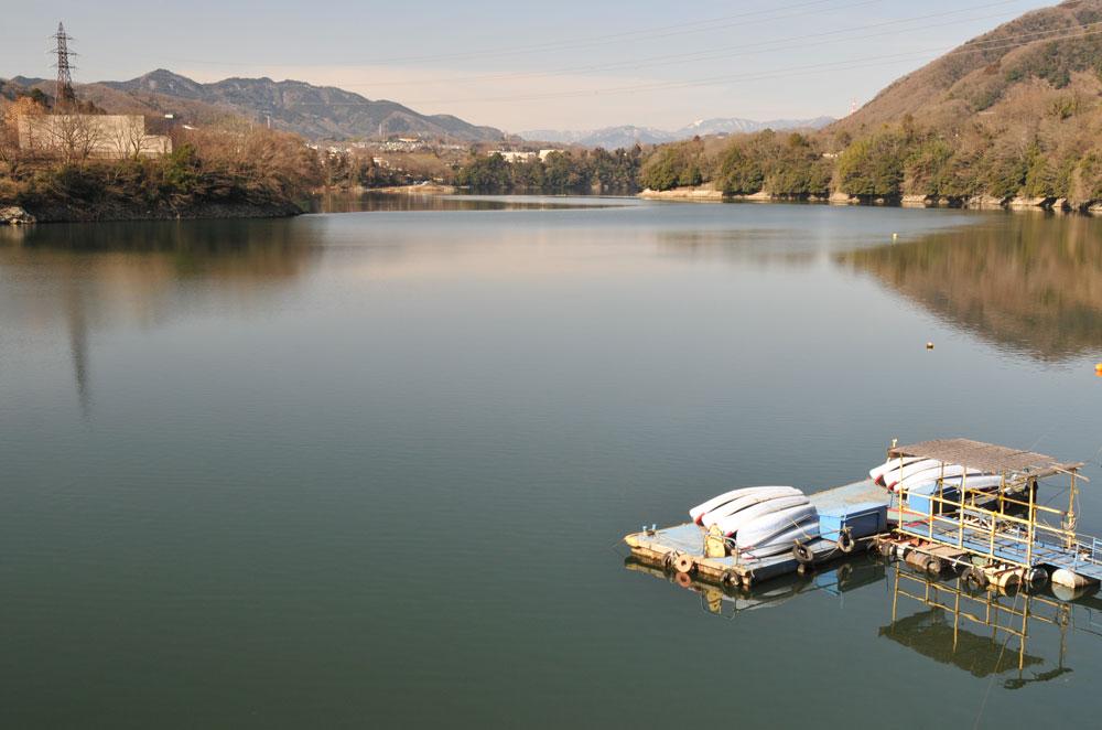撮影日記Ⅱ : 今日の津久井湖