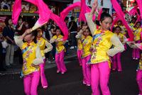 横浜中華街双十節パレード#12