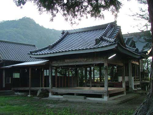 藤群神社(院内町斉藤)-5