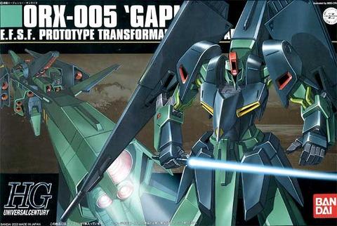 HGUC 1/144 ORX-005 ギャプラン (機動戦士Zガンダム)