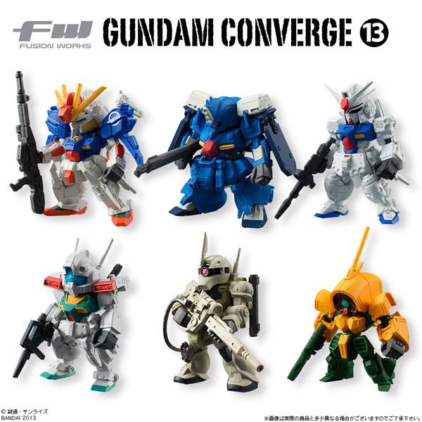 FW GUNDAM CONVERGE 13 10個入 BOX (食玩)