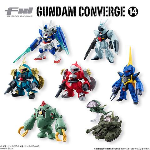 (仮) FW GUNDAM CONVERGE14 10個入 BOX (食玩・ガム)