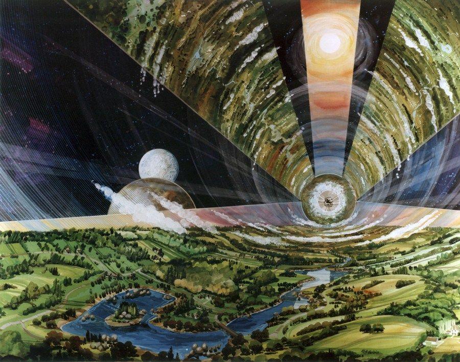 【ガンダム】宇宙にコロニー作るより、砂漠や海底に住むほうが安上がりじゃないの?