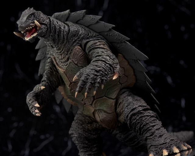 S.H.MonsterArts ガメラ(1999) レビュー