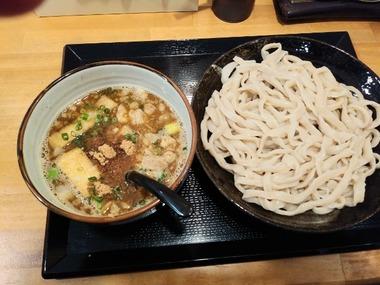 上州濃厚激辛うどん 麺蔵 極煮干し
