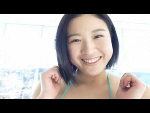 【動画】梨紗さんの水着