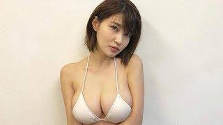 【動画】岸 明日香 ( Asuka Kishi )   90 - 58 - 88  I-cup グラビアモデル