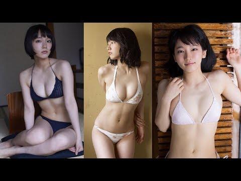 【動画】吉岡里帆 #01 セクシーグラビア画像集。水着姿や下着姿などのエロいショットを掲載!巨乳おっぱいの胸チラ谷間も披露!riho yoshioka
