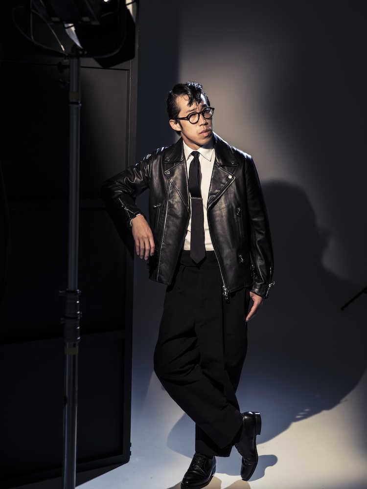 ひょっこりはん&矢部太郎がイケメン変身、雑誌グラビア企画で超オシャレスタイル