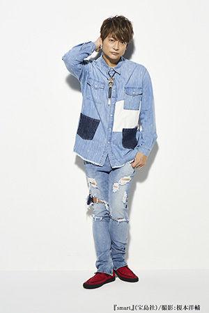 香取慎吾 独立後初めて男性ファッション誌の表紙&グラビアに登場