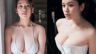 【動画】激レア!大物女優‐セクシー水着グラビア写真集‐筧美和子(主演映画続々公開予定)画像まとめ