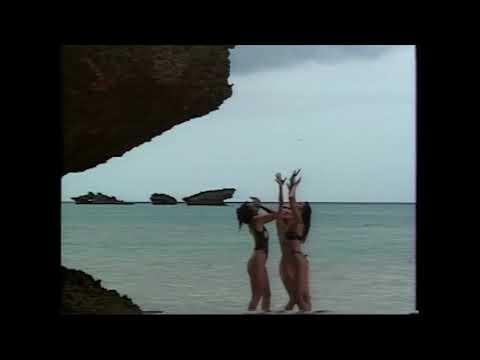 【動画】懐かしグラビアアイドル ハイレグTバック水着 90's Japanese gravure models in thong swimsuit