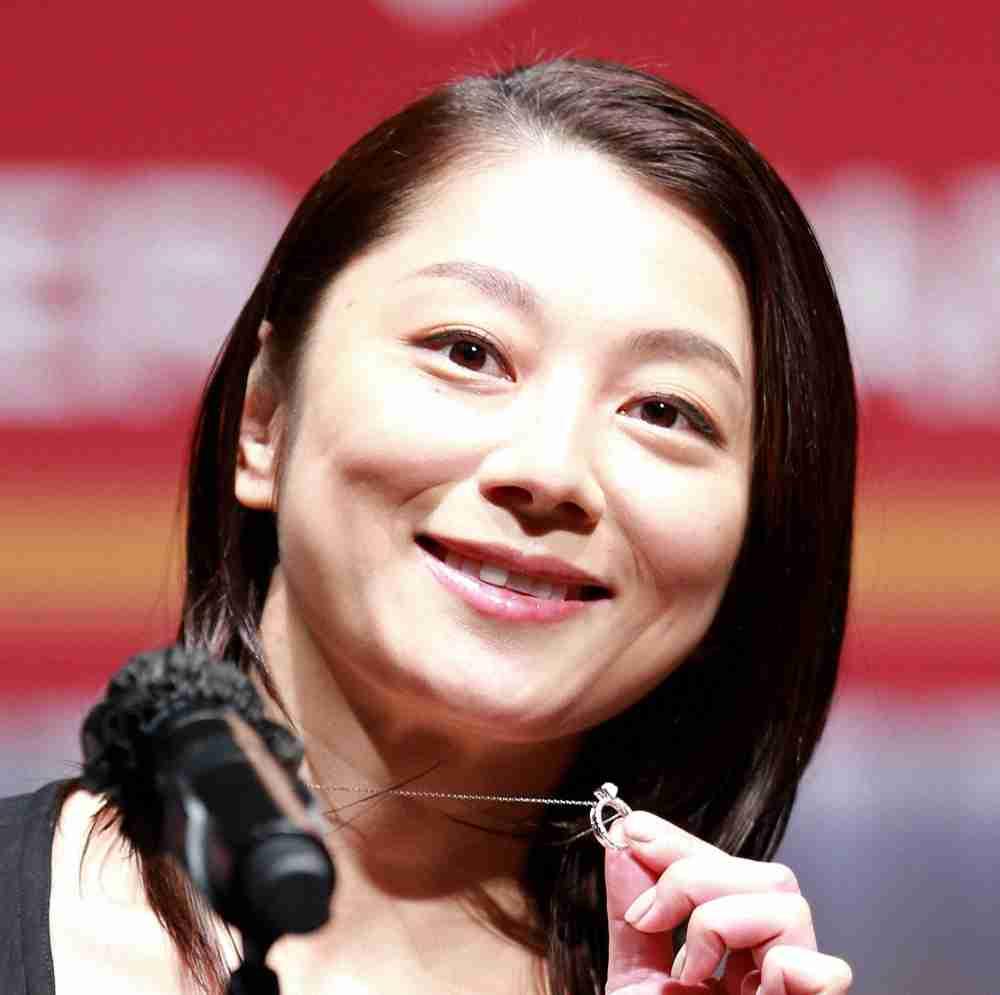 小池栄子 グラビア復帰に色気 宮崎美子から刺激「経験もあるんだから、やってみたいなと」