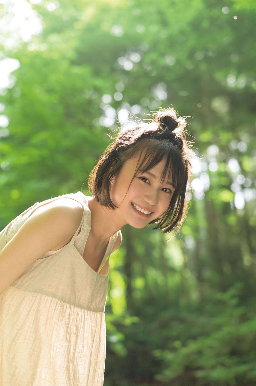 【グラビア】伊藤友希:「美少女図鑑アワード」18歳のグランプリが「ヤンジャン」に