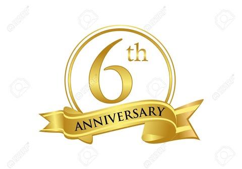 118778504-6th-anniversary-celebration-logo-vector