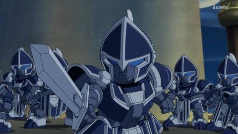 SDガンダムワールドヒーローズ 第22話 感想 120
