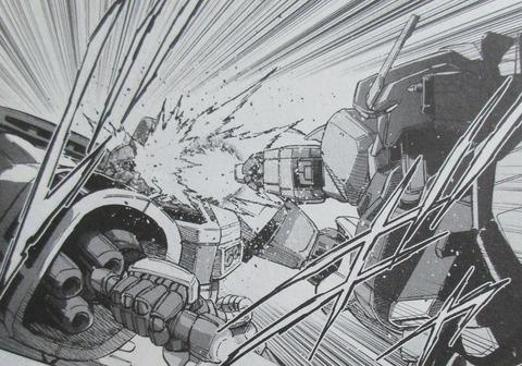機動戦士ガンダムNT 5巻 感想 51