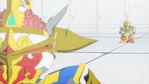 SDガンダムワールドヒーローズ 第8話 感想 ネタバレ 820
