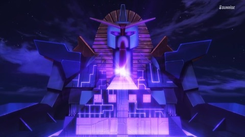 SDガンダムワールドヒーローズ 第22話 感想 405