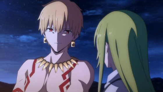FGO 絶対魔獣戦線バビロニア 第21話 最終回 感想 00406