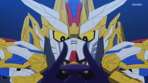SDガンダムワールドヒーローズ 第6話 感想 ネタバレ 746